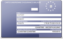 carte d assurance maladie européenne Carte Européenne d'Assurance Maladie : CEAM